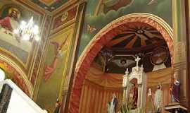 Potirendaba - Potirendaba-SP-Interior da Matriz do Senhor Bom Jesus-Foto:Fabricio Peres
