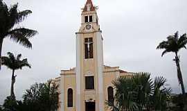 Potirendaba - Potirendaba-SP-Matriz do Senhor Bom Jesus-Foto:Vicente A. Queiroz