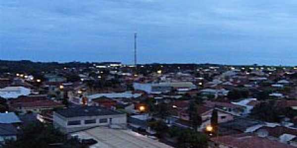 Potirendaba-SP-Vista parcial da cidade-Foto:Fabricio Peres