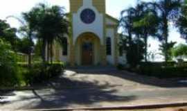 Pracinha - Igreja, Por André
