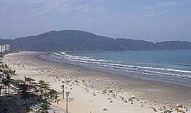 Praia Grande - Praia Grande-SP-Praias Boqueirão e Canto do Forte-Foto:CÍNTIA CHRISTINA BASTOS