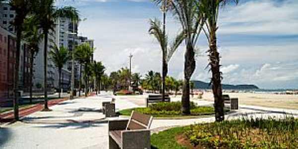 Imagens da cidade de Praia Grande - SP