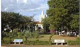 Pratânia - Praça Matriz