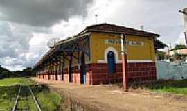 Presidente Alves - Antiga Estação Ferroviária de Presidente Alves-SP-Foto:Wilson Alcaras