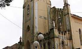 Presidente Alves - Igreja Matriz de Santa Cecília em Presidente Alves-SP-Foto:gustavo_asciutti