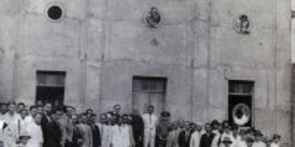 Antigo Sindicato, Por João Cortez Prado