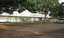 Primavera - Primavera-SP-Escola Estadual-Foto:Pindamangapiano