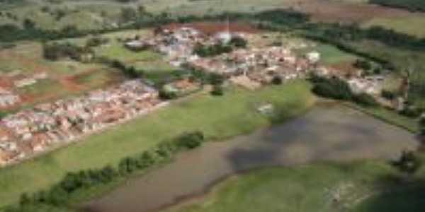 Vista aérea - Cidade Quadra, Por Ede