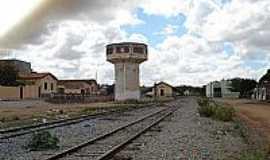 Queimadas - Estação Ferroviária de QueimadasBA-Foto:ainstein edy
