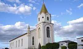 Queimadas - Igreja da Matriz de Sto Antonio de P�dua por Vicente A Queiroz