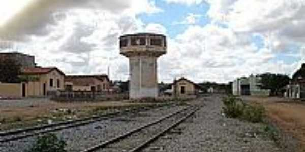 Estação Ferroviária de QueimadasBA-Foto:ainstein edy