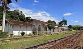 Queluz - Estação Ferroviária de Queluz-SP-Foto:Halley Oliveira