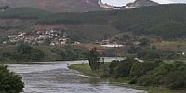 Rio Paraíba do Sul-Foto:luiz adauto lopes