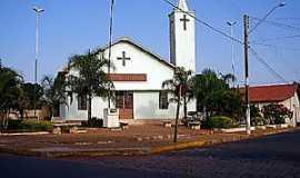 Quintana - Quintana-SP-Capela de Santo Antônio-Foto:Fabio Vasconcelos