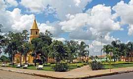 Quintana - Quintana-SP-Praça da Matriz de N.Sra.Aparecida-Foto:Eduardo Dantas