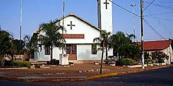 Quintana-SP-Capela de Santo Antônio-Foto:Fabio Vasconcelos