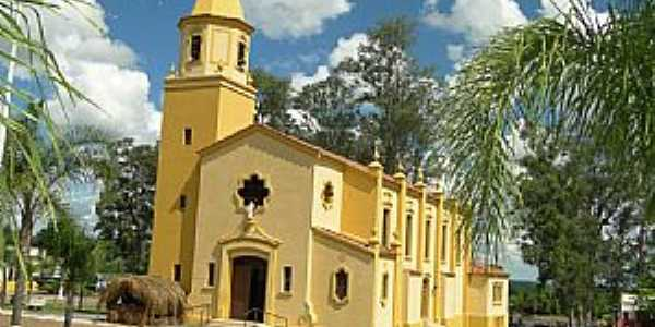 Quintana-SP-Matriz de N.Sra.Aparecida-Foto:Ubaldo Gomes