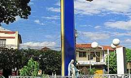 Rancharia - Rancharia-SP-Cruzeiro e Imagem de N.Sra.das Graças-Foto:Eduardo Dantas