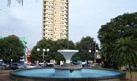 Rancharia - Rancharia-SP-Fonte na praça central-Foto:rancharia.sp.gov.br