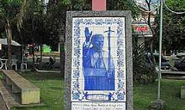 Rancharia - Rancharia-SP-Homenagem � Jo�o Paulo II-Foto:Eduardo Dantas