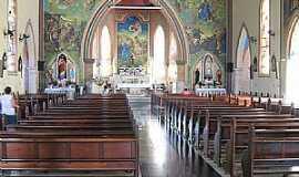 Rancharia - Rancharia-SP-Interior da Igreja Matriz-Foto:Eduardo Dantas