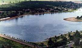 Rancharia - Rancharia-SP-Vista aérea do Balneário-Foto:marciosaz