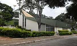 Redenção da Serra - Igreja-Foto:zé karlos