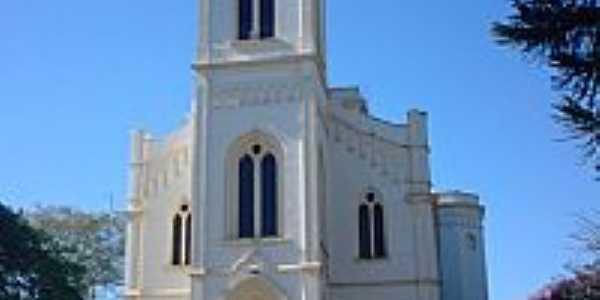 Igreja Matriz de Regente Feijó-Foto:Lucas Souza