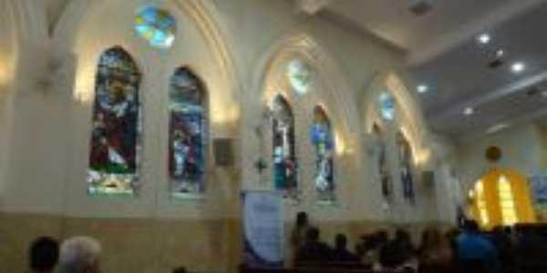 Igreja de Reginópolis - Por Edna dos Santos