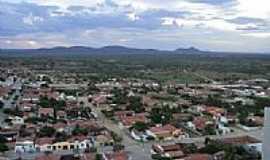Quijingue - Vista parcial de Quijingue-BA-Foto:Flavinho Quijingue