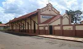 Restinga - Restinga-SP-Antiga Estação Ferroviária Mogiana-Foto:adauto rodrigues