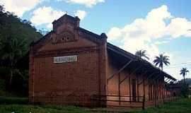 Restinga - Restinga-SP-Antiga Estação Mandhiú,distrito de Estinga-Foto:Leonardo Figueiredo