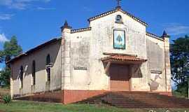 Restinga - Restinga-SP-Capela de N.Sra.Aparecida na Comunidade Horto Boa Sorte-Foto:Leonardo Figueiredo