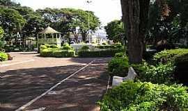 Restinga - Restinga-SP-Coreto na Praça N.Sra.Aparecida-Foto:Antonio P. Mansano