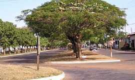 Restinga - Restinga-SP-Entrada da cidade-Foto:Antonio P. Mansano