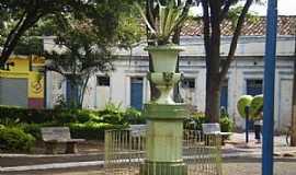 Restinga - Restinga-SP-Praça N.Sra.Aparecida-Foto:jaumpaulum