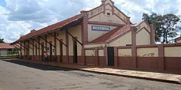 Restinga-SP-Antiga Estação Ferroviária Mogiana-Foto:adauto rodrigues