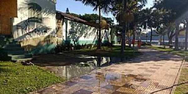 Imagens da localidade de Riacho Grande - SP