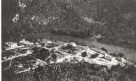 Ribeira - Vista parcial de Ribeira ano 1926, Por Iberê M. Camargo