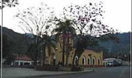 Ribeira - Ribeira-SP-Praça e Matriz do Senhor Bom Jesus-Foto:Fábio Barros