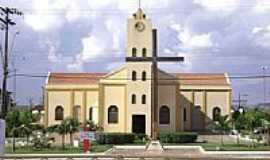 Ribeirão Corrente - Igreja Matriz de Santa Cruz-Foto:jaumpaulum