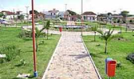 Ribeirão Corrente - Praça da Santa Cruz-Foto:jaumpaulum