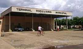 Ribeirão Corrente - Terminal Rodoviário-Foto:jaumpaulum