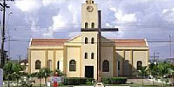 Igreja Matriz de Santa Cruz-Foto:jaumpaulum