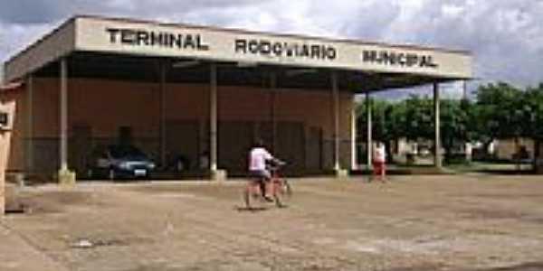 Terminal Rodoviário-Foto:jaumpaulum