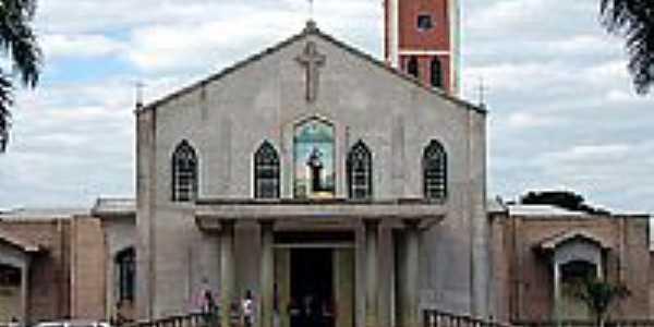 Paróquia de Santo Antônio em Ribeirão do Sul-SP-Foto:Fabio Vasconcelos