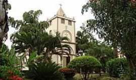 Ribeirão dos Índios - Igreja em Ribeirão dos Índios-Foto:araujo.lcarlos