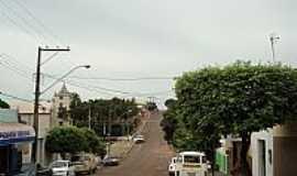 Ribeirão dos Índios - Rua em Ribeirão dos Índios-Foto:araujo.lcarlos
