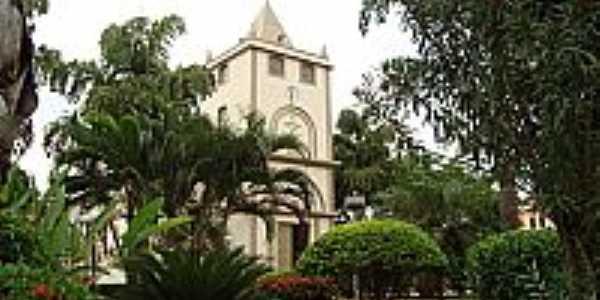 Igreja em Ribeirão dos Índios-Foto:araujo.lcarlos