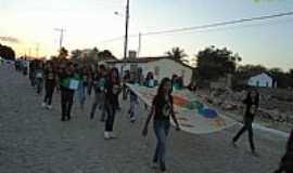 Quixabá - Desfile em Quixabá-2-Foto:PortalQuixaba.